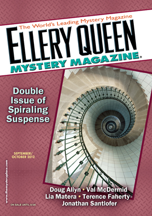 Stories to appear in Ellery Queen's & Alfred Hitchcock's Mystery