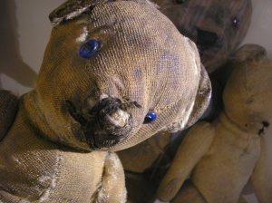 lost teddybear